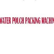 Waterpouchpackingmachine